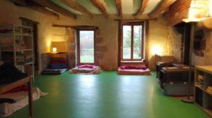 Rolli-Rudel bezieht umgebautes Zimmer 10.01.20