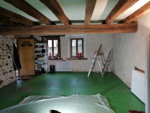Umbau Rolli-Hunde-Zimmer 30.10.20